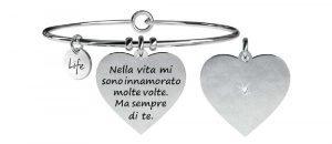 Gioiello Bracciale donna kidult love 731059