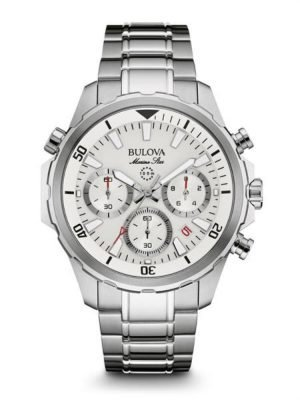 Orologio Cronografo uomo bulova marine star 96b255