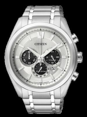 Orologio Cronografo uomo citizen super titanium ca4010-58a
