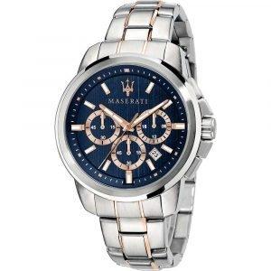 Orologio Cronografo uomo maserati successo r8873621008