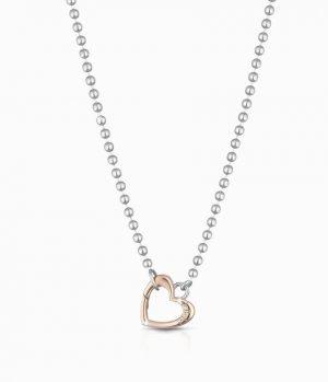Gioiello Collana donna le bebè lock your love lbbr163