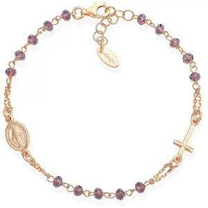 Gioiello Bracciale donna amen rosari brorl3