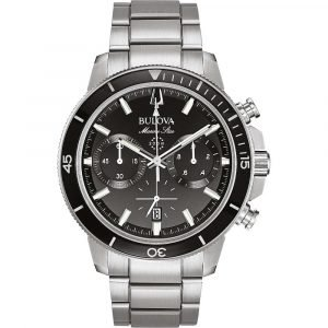 Orologio Cronografo uomo bulova marine star 96b272