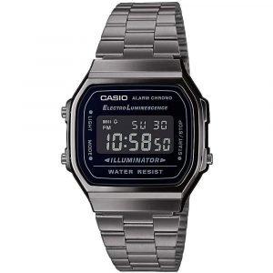 Orologio Digitale uomo casio casio vintage a168wegg-1bef