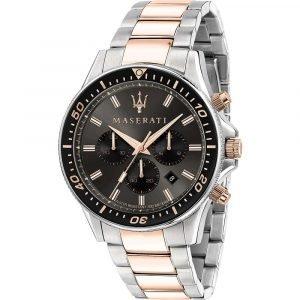 Orologio Cronografo uomo maserati sfida r8873640002