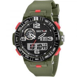 Orologio Digitale uomo sector ex-28 r3251532001
