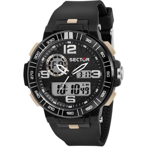 Orologio Digitale uomo sector ex-28 r3251532003
