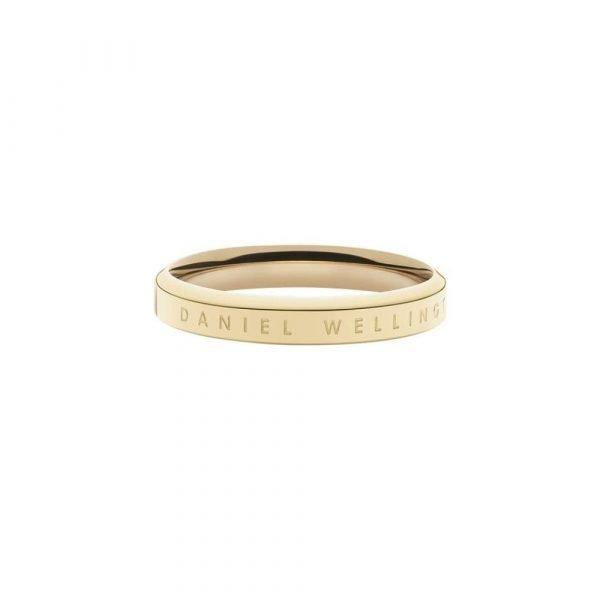 Gioiello Anello donna e uomo daniel wellington classic ring