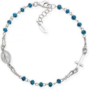 Gioiello Bracciale donna amen rosari brobbl3