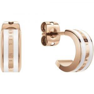 Gioiello Orecchini donna daniel wellington emalie earrings dw00400148