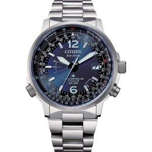 Orologio Multifunzione uomo citizen pilot cb0230-81l