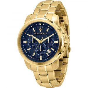 Orologio Cronografo uomo maserati successo r8873621021