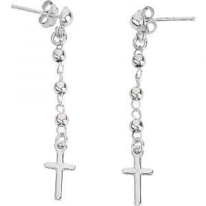 Gioiello Orecchini donna amen rosari orob1