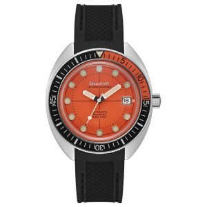 Orologio Automatico uomo bulova oceanographer 96b350