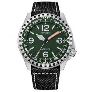 Orologio Automatico uomo citizen automatic nj2198-16x