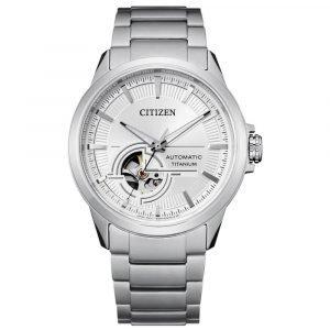 Orologio Automatico uomo citizen crono aqualand eco drive nh9120-88a