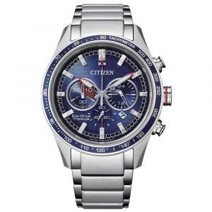 Orologio Cronografo uomo citizen crono super titanio ca4490-85l