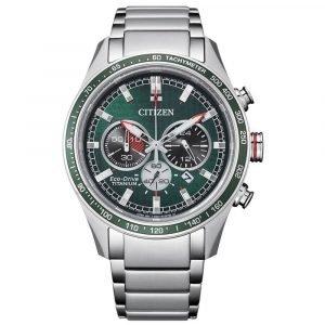 Orologio Cronografo uomo citizen crono super titanio ca4497-86x