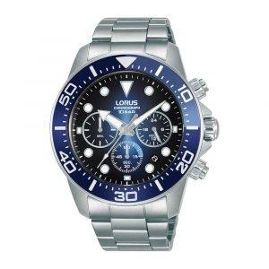 Orologio Cronografo uomo lorus sports rt343jx9