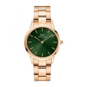 Orologio Solotempo donna e uomo daniel wellington iconic link emerald dw00100420