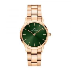 Orologio Solotempo donna e uomo daniel wellington iconic link emerald dw00100421