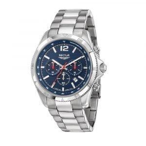 Orologio Cronografo uomo sector 650 r3273631003