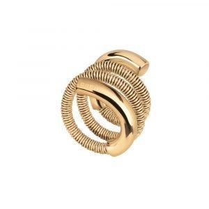 Gioiello Anello donna breil new snake tj3082