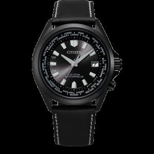 Orologio Automatico uomo citizen h 145 sport acciaio cb0225-14e